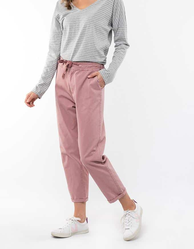Adelyn Chino Pink