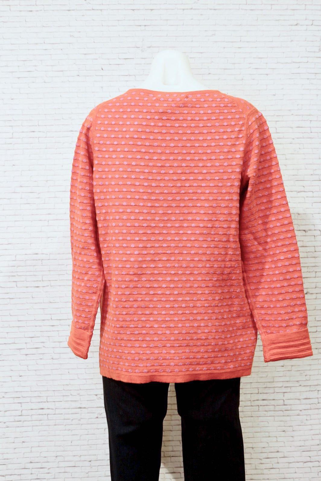 Mansted Li Sweater Dark Orange