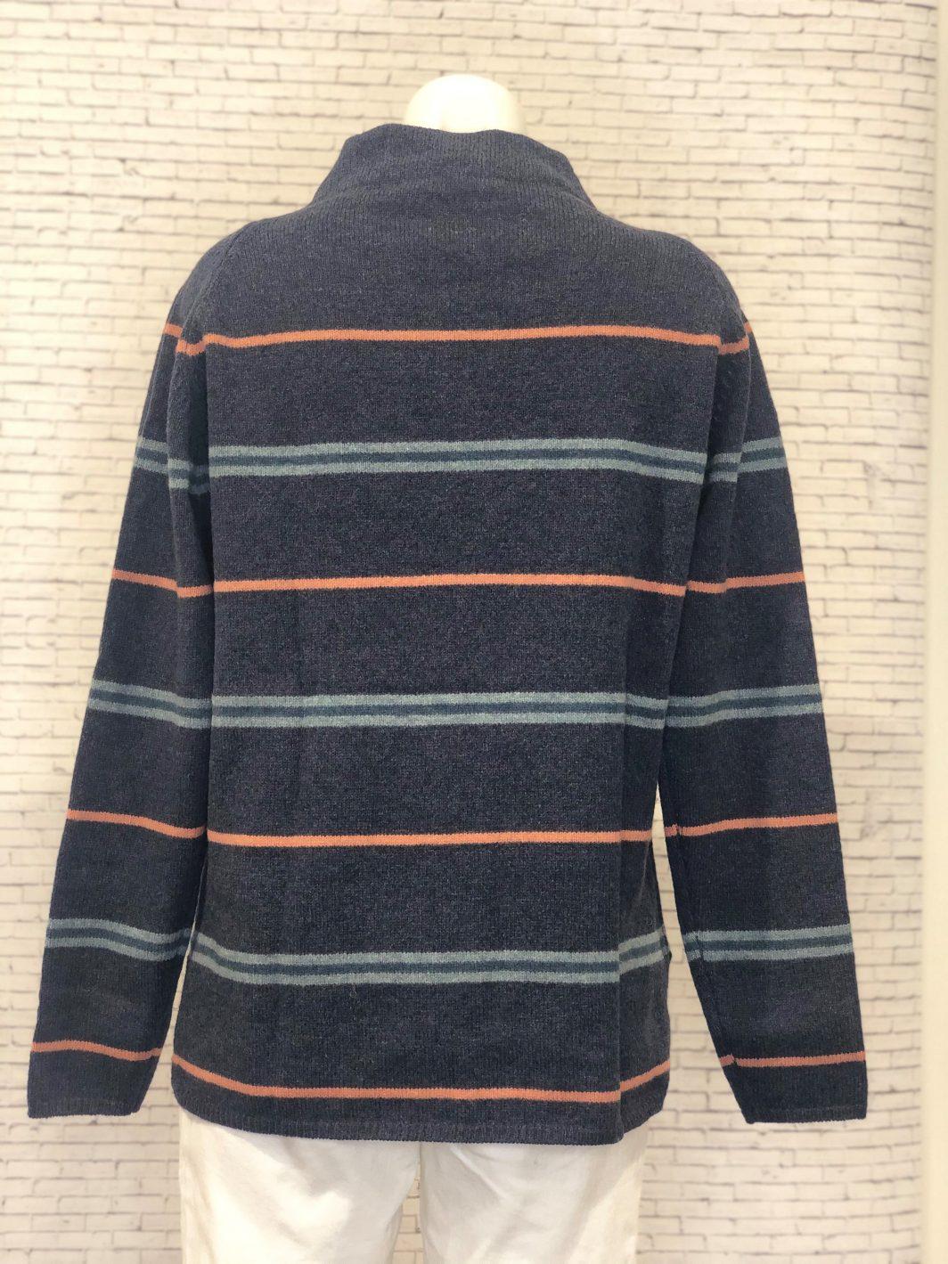Mansted Magella Sweater Soft Blue