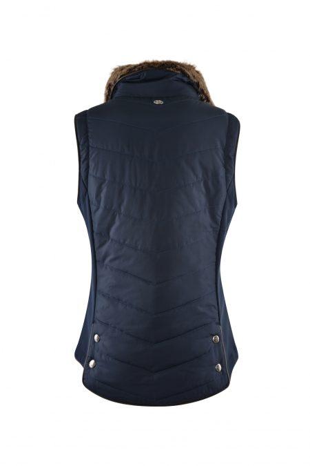 Thomas Cook Womens Tammy Vest Deep Blue