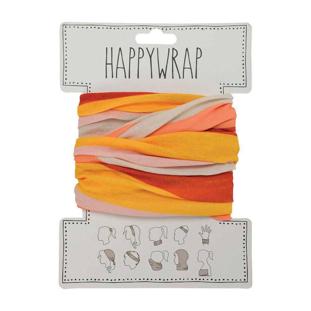 Happy Wrap Sunset Stripe
