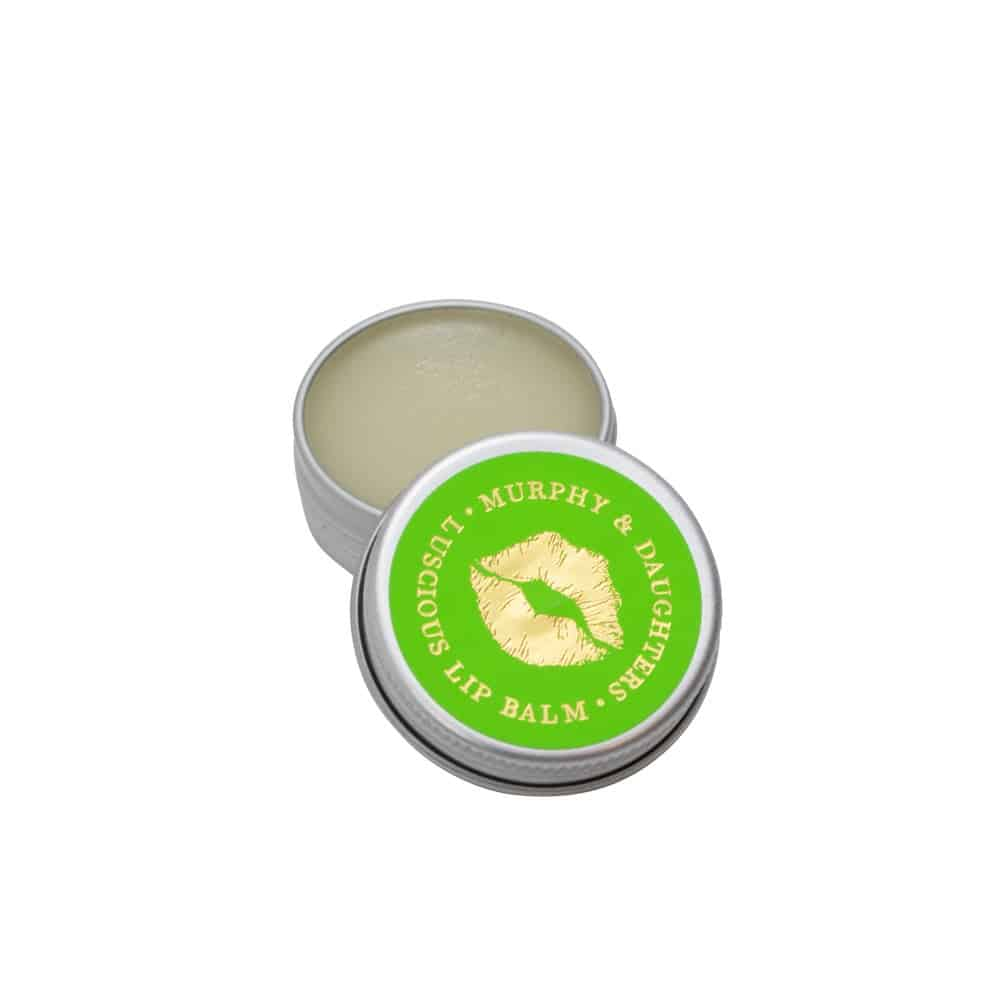 Murphy and Daughters Luscious Lip Balm Lime
