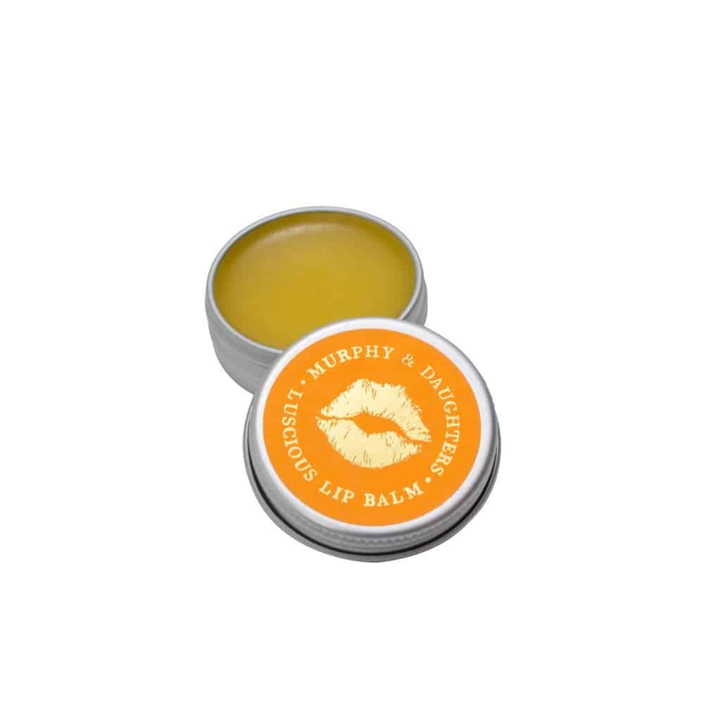 Murphy and Daughters Luscious Lip Balm Orange