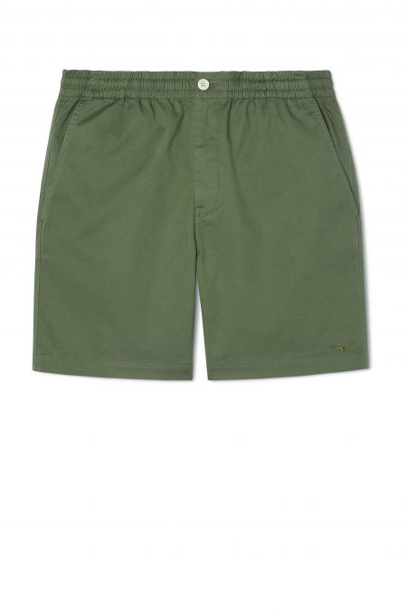 RMW Rugby Short Heritage Green
